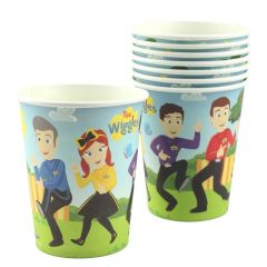 The Wiggles Paper Cups (Pack of 8)
