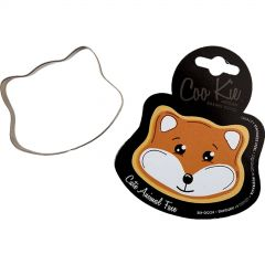 Coo Kie Animal Face Cookie Cutter