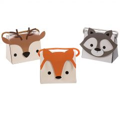 Woodland Friends Treat Boxes (Pack of 12)