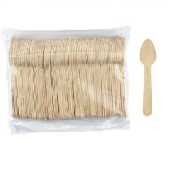 Wooden Spoons (Pack of 25)