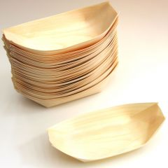 15cm Wooden Boats (Pack of 50)