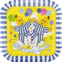The Wiggles Large Paper Plates (Pack of 8)
