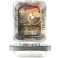 Large Foil Trays 318mmx268mmx58mm (Pack of 10)