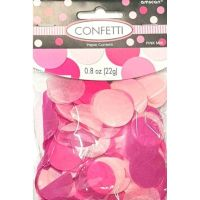Hot Pink Star Confetti/Table Scatters