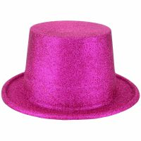 Pink Party Hats (Pack of 8)