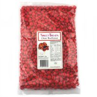 Red Chocolate Buttons (1kg)