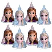 Frozen Party Tiaras (Pack of 8)