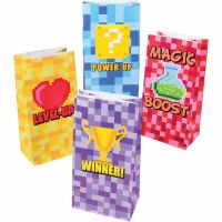 Super Mario Bros. Lolly/Treat Bags (Pack of 8)