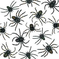 Stretchy Spiders (Pack of 12)