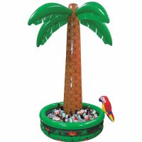 Inflatable Palm Tree Drinks Cooler (1.8m)
