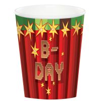 TNT Party Paper Cups (Pack of 8)