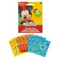 Mickey Mouse Sticker Book (9 Sheets)