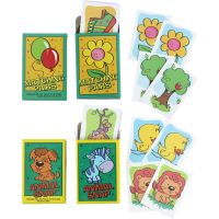 Assorted Boxed Memory Card Games (Pack of 4)