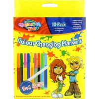 Colour Changing Markers (Pack of 10)