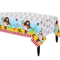 Little Pirate Plastic Tablecloth