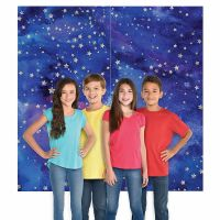 Galaxy Wall Props (Pack of 19)
