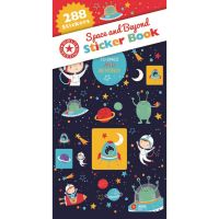 Rocket to Space Stickers (4 Sheets)