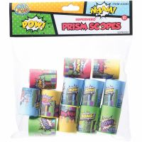 Flying Superhero Squishy Toys (Pack of 12)