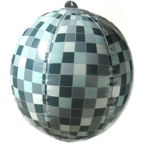 Disco Ball Decoration: Inflatable Blow Up Disco Ball Decoration For Parties