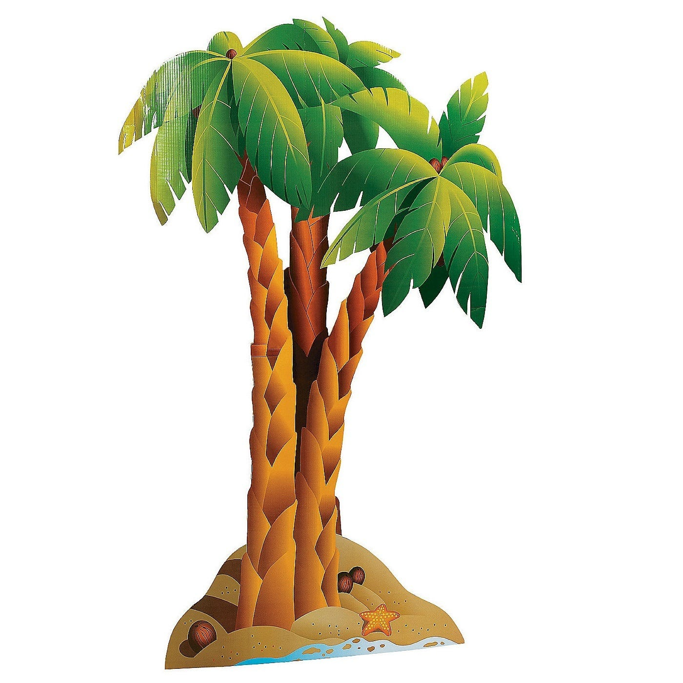 Palm Tree Party Decorations