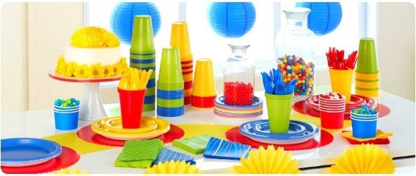 Discount party supplies ebay stores about discount party supplies junglespirit Images