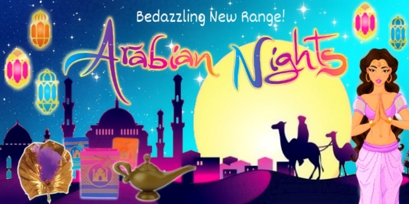 Arabian Nights Party Supplies